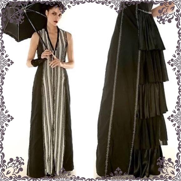 Lip Service Dresses | Victorian Mourning Bustle Dress Witch | Poshmark